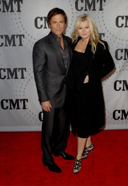 Rob Lowe and wife Sheryl attend the CMT Artist of the Year in Nashville