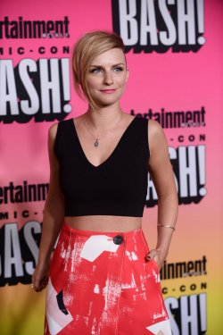 Faye Marsay attends Entertainment Weekly's Comic-Con Bash in San Diego