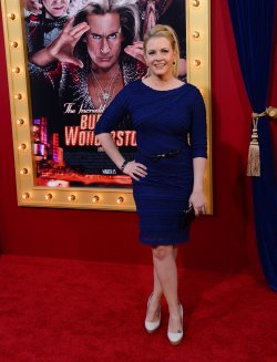"Melissa Joan Hart attends ""The Incredible Burt Wonderstone"" premiere in Los Angeles"