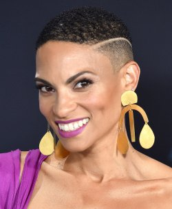Goapele attends the annual BET Awards in Los Angeles