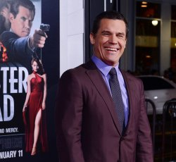 "Josh Brolin attends the ""Gangster Squad"" premiere in Los Angeles"