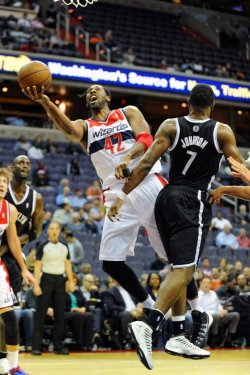 Washington Wizards vs Brooklyn Nets in Washington