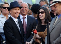 Bill Maher receives star on the Hollywood Walk of Fame in Los Angeles