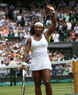 Day Seven of 2015 Wimbledon Championships in London
