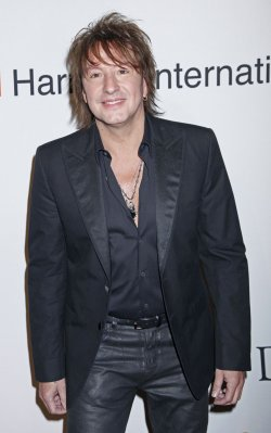 Richie Sambora arrives at the Clive Davis Pre-Grammy Gala in Beverly Hills