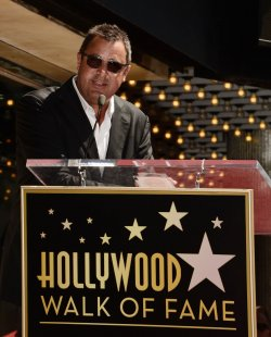 Vince Gill gets a star on the Hollywood Walk of Fame in Los Angeles