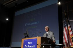 NIH holds flu preparedness summit in Maryland