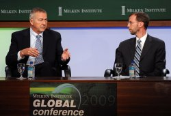 2009 Milken Institute Global Conference in Beverly Hills, California