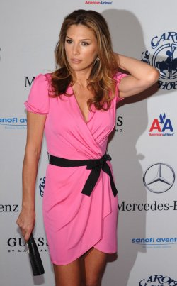Daisy Fuentes attends the 32nd anniversary Carousel of Hope Ball in Beverly Hills