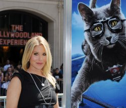 "Christina Applegate attends the ""Cats & Dogs: The Revenge of Kitty Galore"" premiere in Los Angeles"