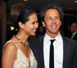 Brian Grazer attends the National Multiple Sclerosis Society's 36th annual dinner in Los Angeles