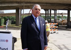 Former Secretry of Transportation Secretary LaHood in St. Louis