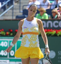 2014 BNP Paribas Tennis Open in Indian Wells