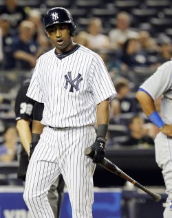Yankees vs Royals at Yankee Stadium