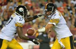 Pittsburgh Steelers vs Washington Redskins