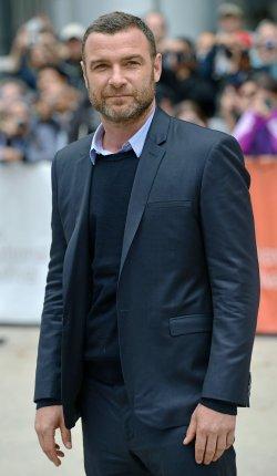 Liev Schreiber attends 'Pawn Sacrifice' premiere at the Toronto International Film Festival