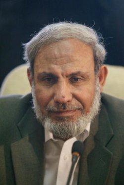 MOTTAKI MEETS PALESTINIAN FOREIGN MINISTER