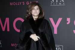 Amy Pascal at the 'Molly's Game' New York Premiere
