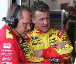 NASCAR Daytona 500 practice at Daytona Florida