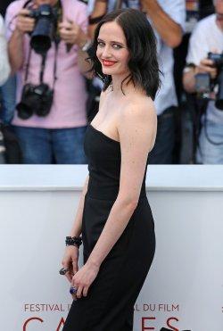 Eva Green attends the Cannes Film Festival
