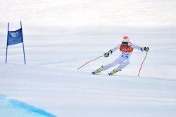 Men's Super G at the Sochi 2014 Winter Olympics