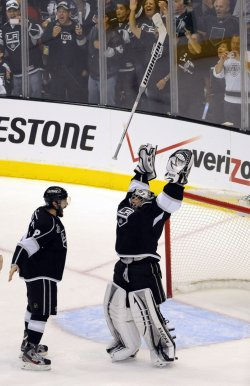 Stanley Cup Finals: Los Angeles Kings vs New Jersey Devils