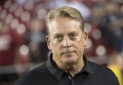 Oakland Raiders Coach Jack Del Rio