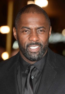 "Idris Elba attends The World premiere of ""Les Miserables"" in London."