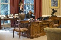 Obama Speaks with King Abdullah II of Jordan