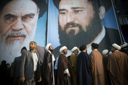 Anniversary of the death of founder of the Islamic Revolution Ayatollah Khomeini
