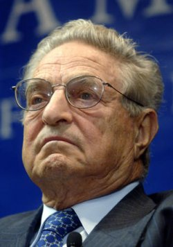 GEORGE SOROS SPEAKS ON THE CONSEQUENCES OF THE WAR ON TERROR