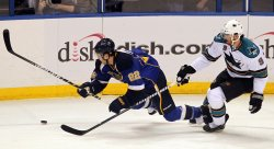 Stanley Cup Playoffs San Jose Sharks vs St. Louis Blues