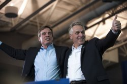 President Obama Delivers Remarks At A Terry McAuliffe Campaign Event