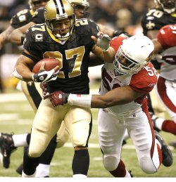 NFL Football New Orleans Saints vs Arizona Cardinals