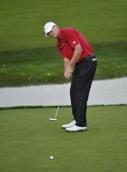 2013 Presidents Cup Fourth Round at Muirfield Village Golf Club in Dublin, Ohio