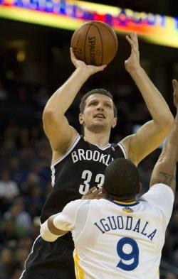 Golden State Warriors vs. Brooklyn Nets