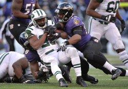 New York Jets vs Baltimore Ravens