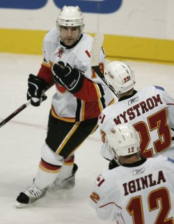Calgary Flames vs Colorado Avalanche
