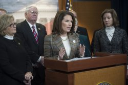 Republicans Speak on the Birth Control Supreme Court Challange to the ACA in Washington, D.C.