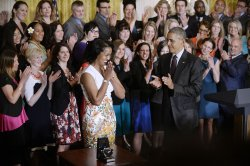 President Obama honors the 2016 National Teacher of the Year