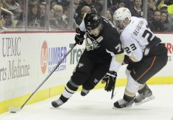 Anaheim Ducks vs Pittsburgh Penguins