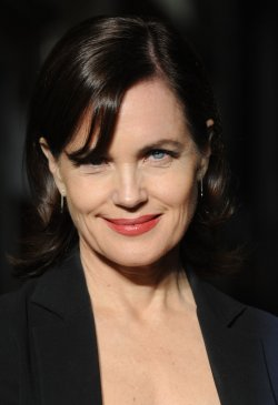 """Elizabeth McGovern attends the premiere of """"My Week With Marilyn"""" in London"""