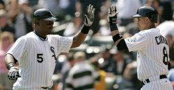 MLB KANSAS CITY ROYALS CHICAGO WHITE SOX