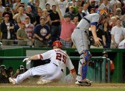 New York Mets vs Washington Nationals in Washington