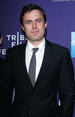 "Casey Affleck arrives for the Premiere of ""The Killer Inside Me"" at the Tribeca Film Festival in New York"