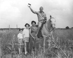 The Lyndon Baines Johnson family