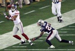 Super Bowl XLII New York Giants vs. New England Patriots in Glendale, Arizona