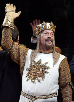 "MONTY PYTHON'S MUSICAL ""SPAMALOT"" OPENS ON BROADWAY"
