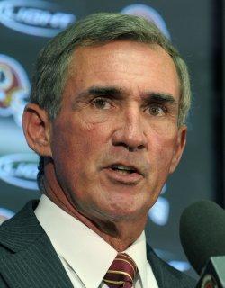 Washington Redskins name Mike Shanahan as Head Coach in Virginia
