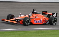 INDY 500 CARB DAY PRACTICE